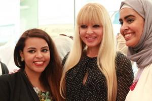 Muneera, AlAnood & Georgina