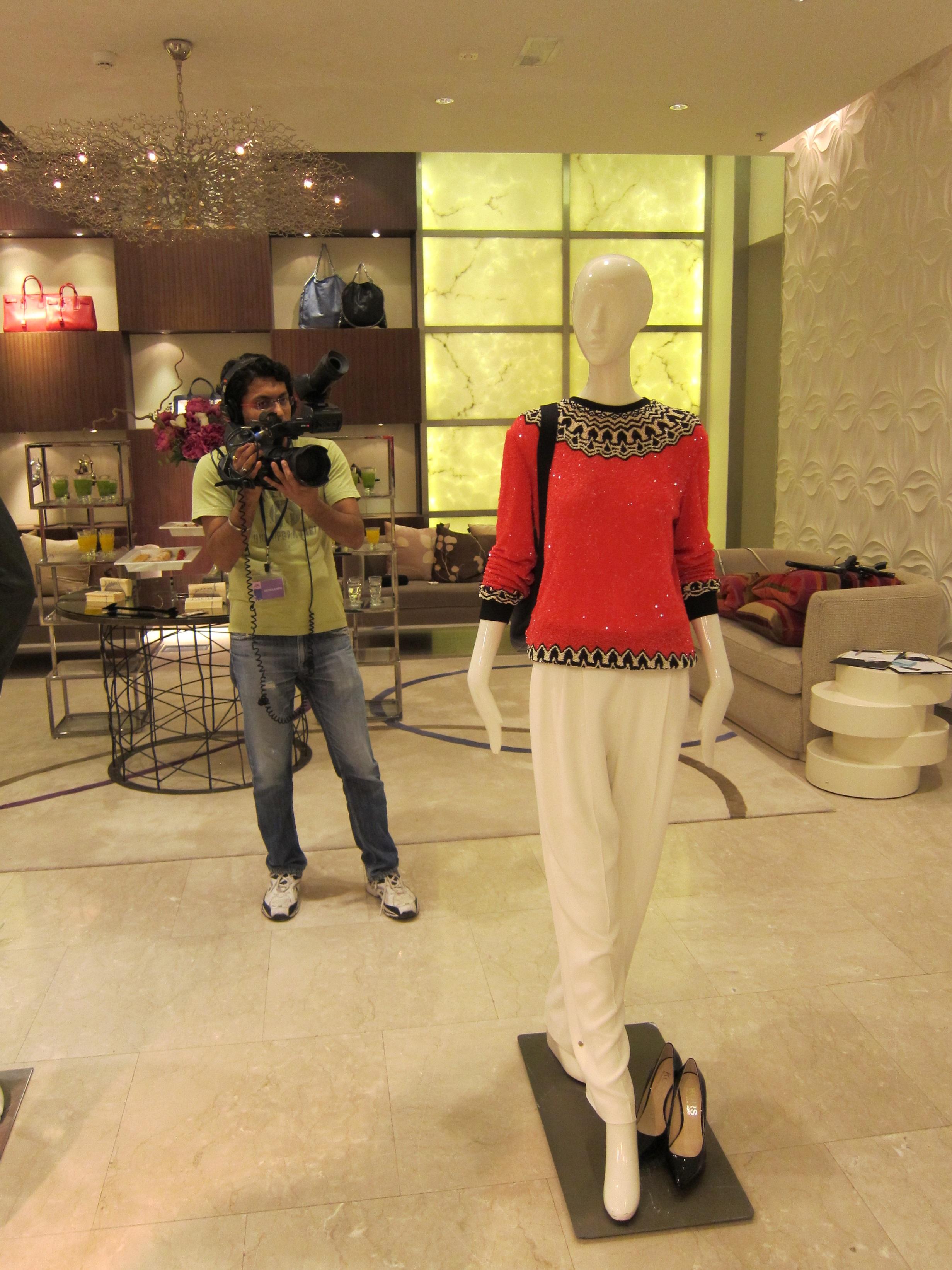 My Bahrain ME Film Crew in Action
