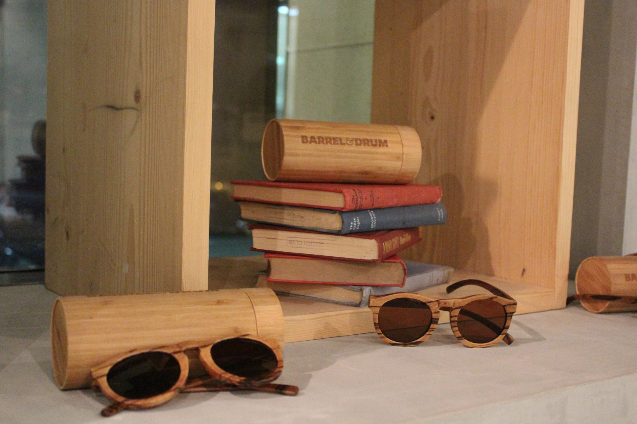Barrel and Drum Sunglasses (1)